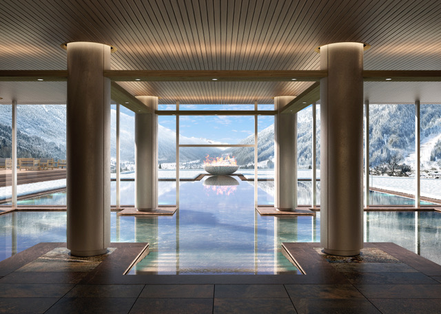 Lefay Resort & SPA Dolomiti, Italy