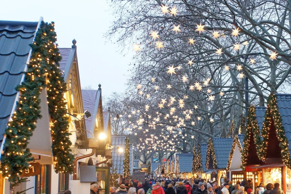 Three Festive City Breaks