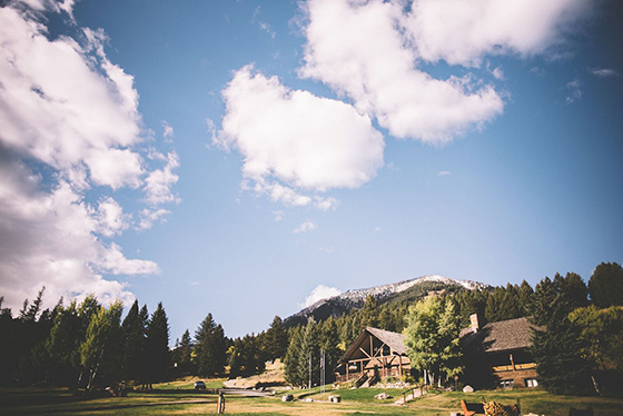 Lone Mountain Ranch, Big Sky, Montana