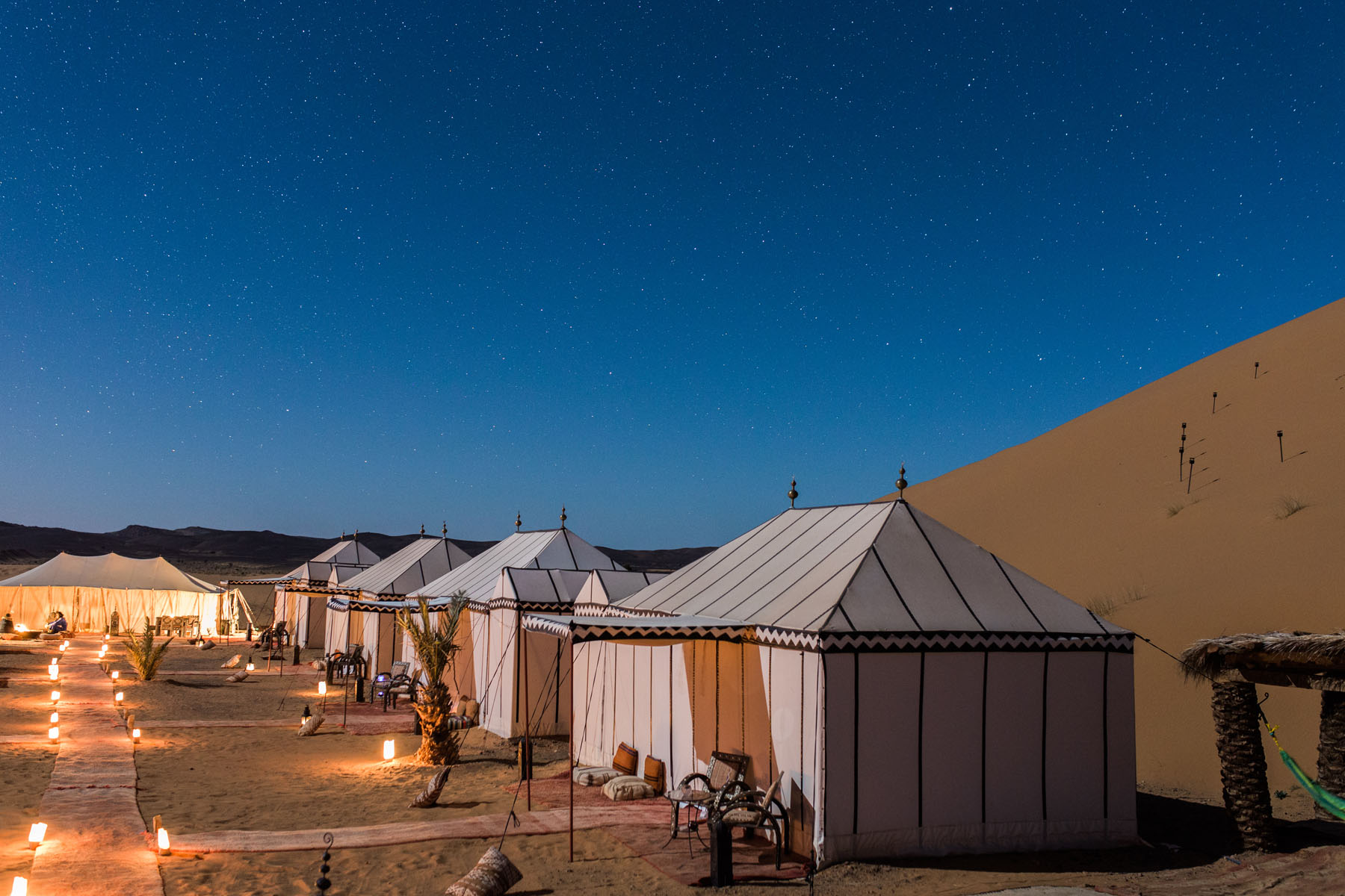 Merzouga Luxury Desert Camp, Morocco
