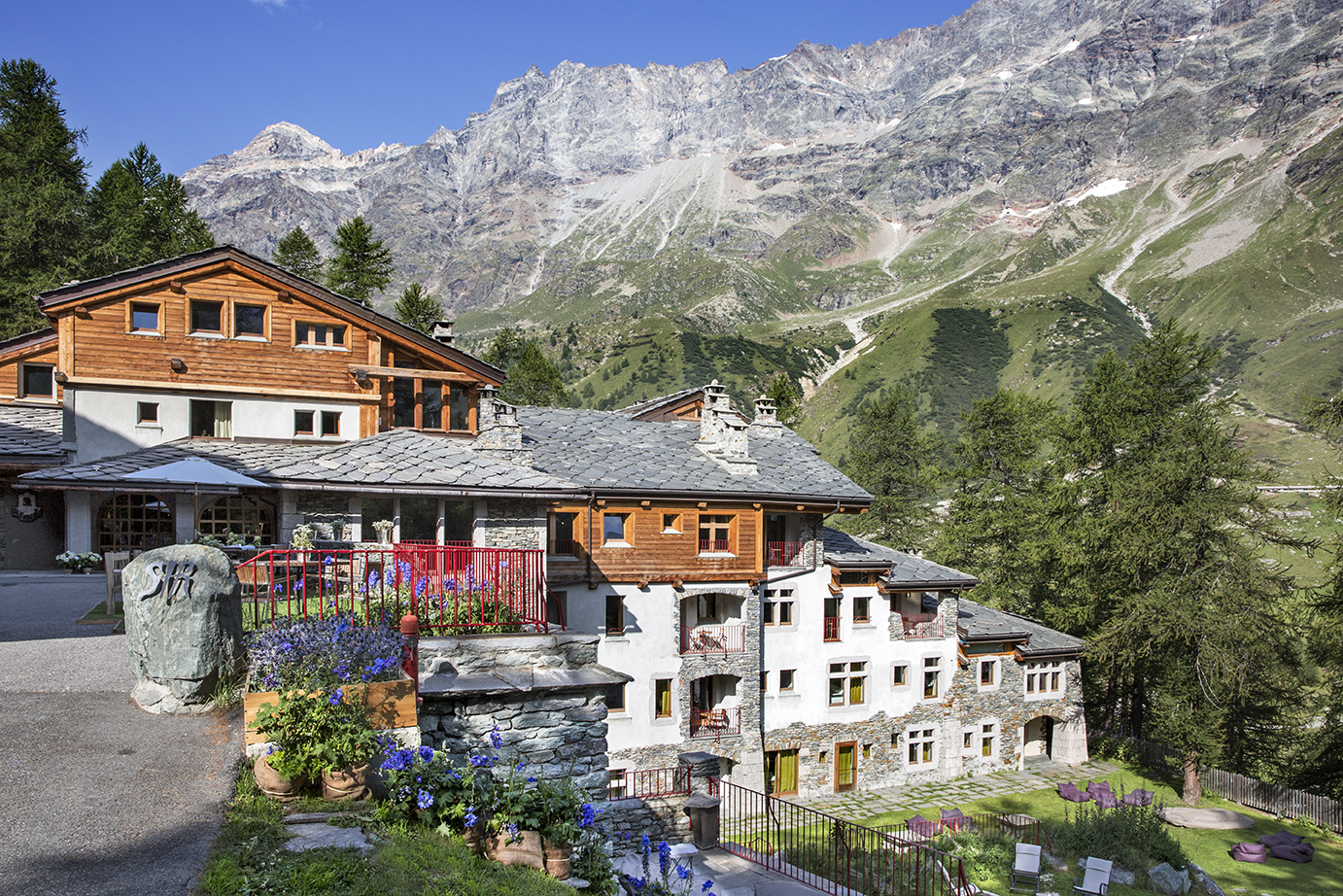 Saint Hubertus Resort Luxury Hotel and Spa, Cervinia, Italy