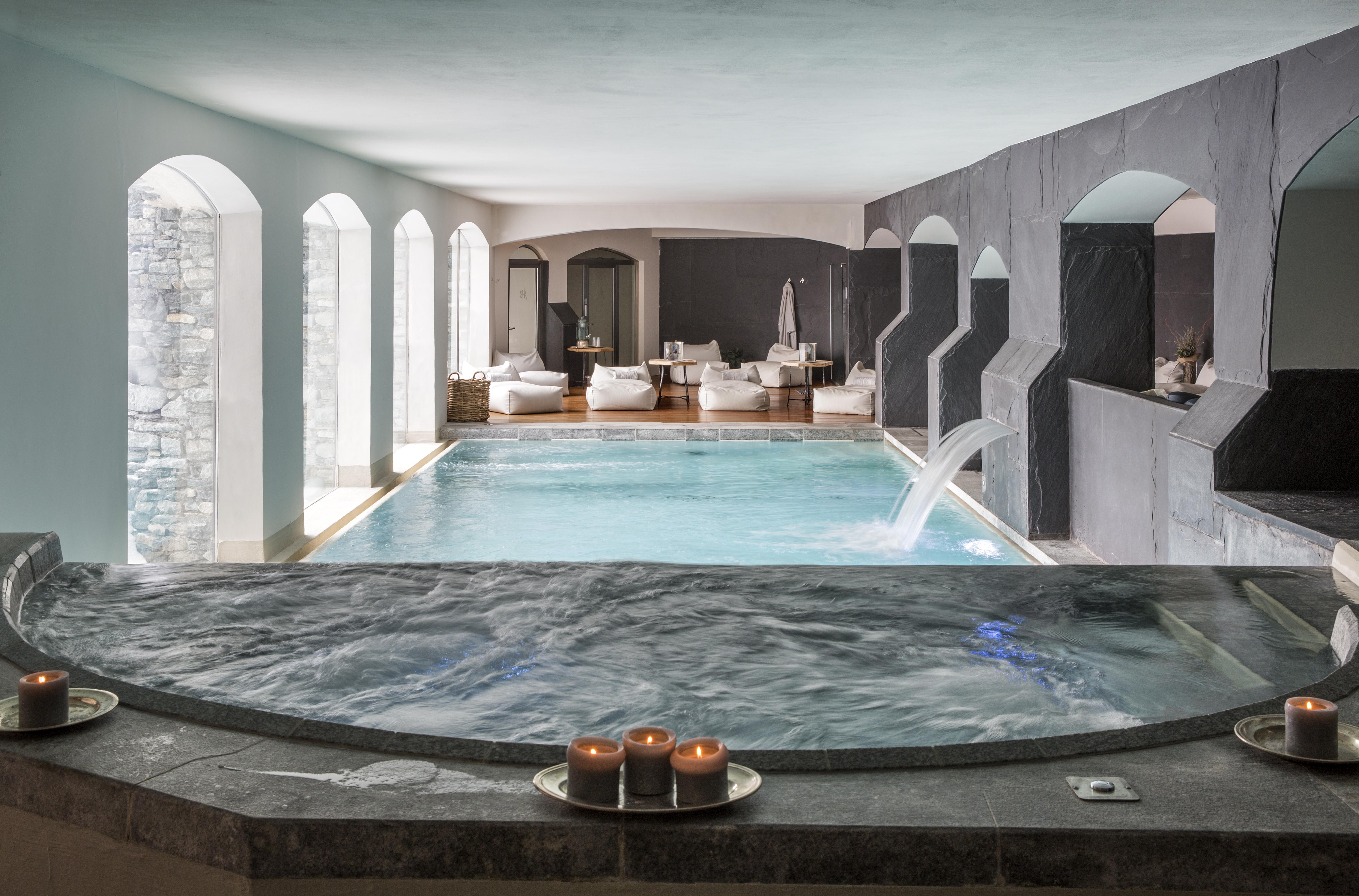 Saint Hubertus Resort Luxury Hotel and Spa, Cervinia, Italy